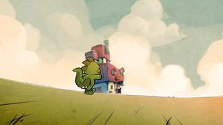 Wonder Boy: The Dragon's Trap - Anuncio