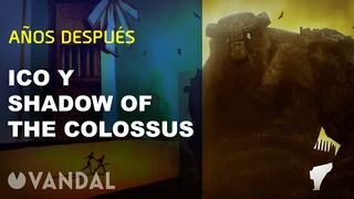 Años Después: Ico y Shadow of the Colossus - Vandal TV