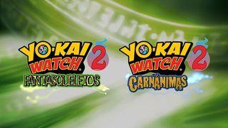 Yo-Kai Watch 2: Fantasqueletos y Carnánimas - Presentación