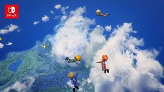 Go Vacation - Tráiler en Switch