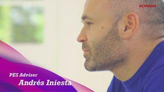 eFootball PES 2020 - Iniesta como consejero